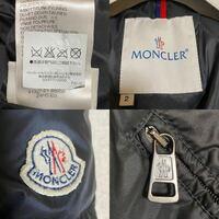 モンクレールのダウンジャケットをネットで購入しました 十五年くらい前のブルガリです これは本物ですか?