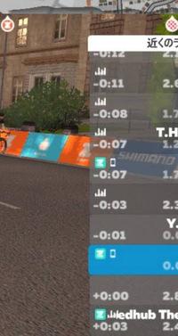 ZWIFTゲーム画面のライダー情報左側に付いている緑のZマークの意味は何でしょうか? (スマホマークやワークアウトマークの隣にあるやつです) 自分以外のプレイヤーにも付いている人がいます 以前は無かったと思うのですが