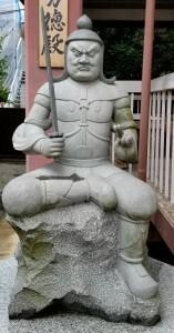 どこの神社の何という神様でしょうか?