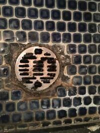 風呂場の排水溝の上のシルバーの蓋は何て名前?Amazonか、他ネットで売ってない?