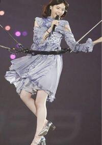 元乃木坂西野七瀬さんの卒業コンサートでの写真ですが、これは何の衣装か分かりますか? 何かシングル曲の衣装なのか、卒業コンサートの為の衣装なのか、わかる方いたら教えて頂きたいです。