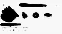 インスタグラムの自己紹介のとこにこんな感じで音楽の再生??の絵文字?顔文字?特殊文字?を載せてる方がいるのですがこれはどうやったらできますか?? 少し自分で調べてはみたもののできな くて困ってます。...