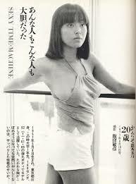 かたせ梨乃さんのデビュー当時に「Dカップが揺れる!」などのコピーがグラビアに踊っていましたが・・ これはDどころじゃないですよね?