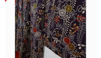 藤の柄の着物を2月下旬に着るのは早いでしょうか?  画像の着物を買ったので今月末の観劇に来て行きたいのですが、藤の花の着物だと時期的に早すぎるでしょうか? (梅や桜の柄だとポリの普段 着しか持っておら...