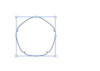 イラストレーターでのオブジェクトを選択した時に出る線について  とあるファイルだけ写真の、オブジェクトを掴んだ時に表示される 青い線が表示される時と表示されない時があります。 これは何かの設定をいじ...