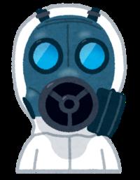 泣きわめいてうるさい赤ちゃんには子供用の防毒マスクをさせるのが良いと思いませんか? 赤ちゃんは好きなだけ泣けるし、周りの人にもうるさくないし、メリットしかないと思います。