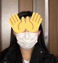 マスクを間違えて小さめのサイズ購入してしまい、普段は普通サイズなのですがしばらく小さめのサイズで外に出歩くことになりそうです( ᵕ ᵕ ) やはりこのサイズだと小さすぎて周りから変な目 で見られてしまうでしょうか…顔の横幅がマスクで覆われていない為不安です‥‥