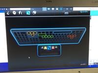 ロジクールg502のサイドボタンに割り当てをしたくてロジクールのゲームソフトウェアをダウンロードしたらこのような画面が出てきたんですけど、この後どうしたらマウスに割り当てられますか?ど なたか教えてください。