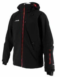 スキーウエア、パンツのカラーの組み合わせについて 写真の様なブラックのスキーウエア、フェニックス等の今時の丈のスキーウエアに合うパンツの色は、何色でしょうか?  尚、貴方のファッションなど誰も見てない...