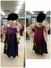 昨日、専門学校の卒業式でした。 卒業式では袴を着たいと思い、1/14にレンタルの予約をしに店に足を運びました。 そして何着か試着をしたのち、気に入ったのがあったのでそれに決定しました。 袴を実際に借りるの...