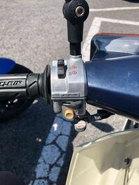 スーパーカブ90に乗っている者です。 この、・ P Hのボタンは何のボタンなのか教えて頂けると助かります。  宜しくお願い致します。