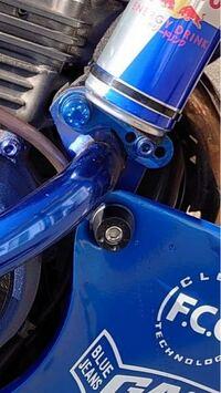 バイクのボルト このホーネット250のアンダーカウルについてる エンジンスライダーのボルトはなんて言うんですか?