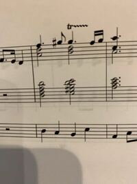 パイプオルガンの楽譜をピアノで弾いているのですが、左手の5音の和音がどう頑張っても指が足りません。 わたしの手が小さいからですか? それともパイプオルガンはピアノと違って押さえやすいのですか?