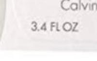 カルバンクラインの香水の 添付の数字の違いを教えてください。