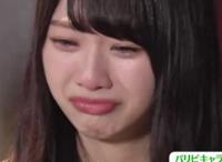 坂道かんたんクイズPart105  この坂道メンバーは、何故泣いているのでしょうか?  正解者には100枚(゚∀゚)
