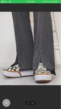 このバンズの靴なんて名前ですか?