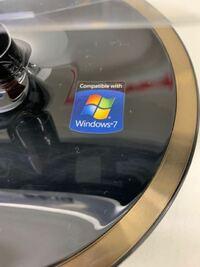 このマークがあるモニターでもWindows10のデスクトップPCで使用できますか?