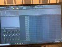 FL studioのチャンネルラックが横長になったまま動かないんですけどどうしたら動くようになりますか