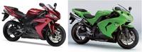 ZX-10R(D型)とYZF-R1(5VY)どちらがおすすめですか? 次に買うバイクでこの2車種で迷っています。 この2車種の違いでお願いします。この2車種以外はあり得ません。  個人的に顔は10Rが好みですが色はレッドがある所がR1がいいです。  スペックは扱いきれないので気にしてません。 サーキットではなく普通に遠出や高速ツーリングメインです。  それぞれの乗り味や姿勢の...