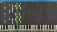 シンセシア、ピアノ動画について YouTubeで添付のような動画を見ますが、 これはどのような手順で作成されているのでしょうか?  ソフトはシンセシアを使ってると思われます。  シンセシアで動画作成して ピアノ...