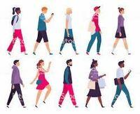 万歩計のこと。 散歩のお供に歩数計アプリを入れたスマホを持つようになりたした。  すると ポケットに入れた日と 首からぶら下げた日と 斜めに掛けたカバンに入れた日とで 同じコースを歩いたにもかかわらず 歩数が全然違うことが分かりました。 もう全然!違うんです。倍ぐらい違うんです。  質問です。 どこに装着するのが正解なのでしょうか?  なんでも教えて下さい。