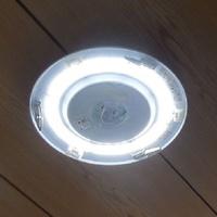 LEDシーリングのカバーを外したら、明るさが明るくなりました。 これはとてもよいアイデアだと思いました。 ・ ここで質問です。 みなさまもLEDシーリングのカバーを外していらっしゃいますでしょうか。 尚、...