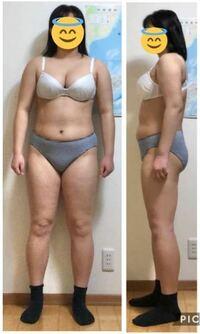 18歳165cmの女ですけど何kgに見えますか? もちろん何と言われようが痩せないとまずいなと思いますしダイエットはしていますが客観的に見た体重を教えて下さい。