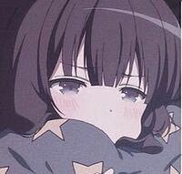 この画像の女の子のキャラクターが出てくるアニメを教えてください。 アニメ アイコン 量産型 漫画 地雷
