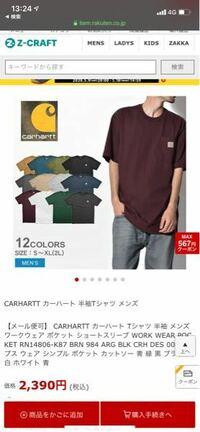 カーハートのTシャツについて質問なんですがZOZOTOWNの値段では大体5000円しかし楽天市場で見てみると3000円以下で買えるのはなんででしょうか偽物なのでしょうかまた素材などが違うのでしょうか教えていただけた...