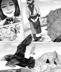 【ネタバレ注意です】 ゴールデンカムイの16巻で用一郎さんが死んでしまう時アシㇼパのお母さんらしき人が現れたと思うんですけど、なにか関係があるんですか? 私は単行本派でヤングジャンプの方は見てなくて今...