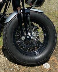 バイクについて質問です ハーレーホイールの適合について スプリンガーソフテイルですが スプリンガー以外のホイールは合わないのでしょうか?
