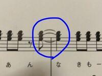 ピアノ音符について! ↓この音符はどう弾くんでしょうか?