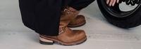 このブーツどこのかわかりますか?