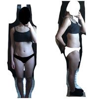 骨格について質問です。 160cm55kgの女です。 自分は骨格ナチュラルですか? 鎖骨はあり、周りからも太くないとは言われますが、肉が付いているというより、肩幅があり、腕も手も骨感があり 太く、全体的にゴツいです。 体の分厚さは、痩せたら変わるのでしょうか?この体の形の大きさのまま脂肪だけ減っても体の分厚さとゴツさは変わらないような気がしています。 骨格ナチュラルは痩せても華奢に...