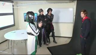 ゼロワン 仮面 キャスト ライダー