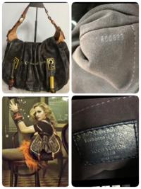 ルイヴィトンのバッグについて、お解りでしたら、教えて下さい。画像のバッグは、何というバッグで、定価はいくらくらいする物でしょうか?また、画像判断でこちらは、正規品で間違い無いでしょうか?また、コン...