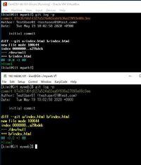 Virtual Box上にインストールしたCentOS7の文字の色と、 TeraTermで繋いだ時の文字の色を同じにしたいのですが、 可能でしょうか?