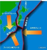 プレートの行く先について質問です。 日本海溝では太平洋プレートが北米プレートの下に沈み込んでいますが、北米プレートもどこかの海嶺から生まれ動き続けているのですよね。 そうすると、地球内部へ帰っていけ...