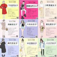 男性はこの中だったらどのような系統な服の女子が好きですか?