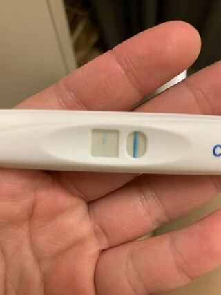 ピル中止後 妊娠検査薬