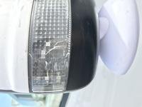 車検時、サイドミラーのウインカー破損は問題になりますか?ヒビは入りました。