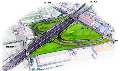 東名高速道路の綾瀬スマートIC開通が延期になりました。 二度も三度も延期しないと正常な運営ができ