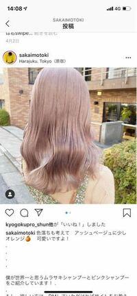 イエベ春とブルベ夏がこのヘアカラーをしたら似合いますか?
