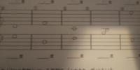 至急!10時削除 音楽 楽典 「音程」の問題です。 分かる方お願いします。