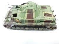 このプラモの戦車名とわかればプラモメーカーがわかれば教えていただきたいです。