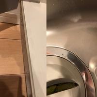 賃貸のアパート(新築)に住んでいる者です。 キッチンのステンレスの排水溝の部分が鍋等で凹んでしまったり、コンロ下の収納に油染みができてしまいました。この場合、退去する際、退去費用はど のくらいかかるでしょうか?それとも、敷金(14万)で間に合うでしょうか?