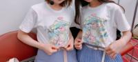 坂道Tシャツクイズ(MH版)Part7 画像の、現役Or元坂道メンバーは誰と誰でしょう?