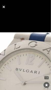 ブルガリの時計です。素材はステンレス のはずですが、何故錆が出てるのでしょうか?