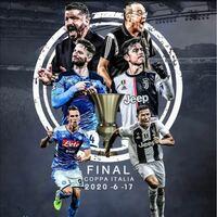 コッパ・イタリア決勝、ナポリ vs ユベントスはどちらが勝つと思いますか?