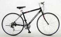 ホームセンターのクロスバイクってタイヤ細くて鉄フレームで値段安くてあれ以外とフレームがしなってギア比もママチャリと同じぐらいなら30キロオーバーで高回転で走れば以外と5万以上のクロスバイク並みに走れそう じゃありませんか?